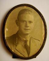 16-Kitty's POW camp photo of Dirk Drok