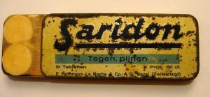 19-Kitty Drok POW camp Saridon tablets