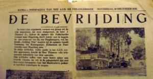 35. A.I.D. Newspaper excerpt 1948