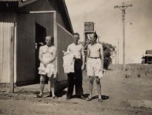 Graylands migrant camp WA (1)