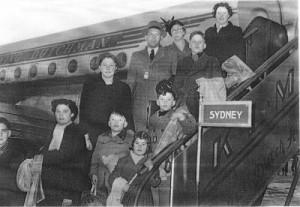 Boarding KLM