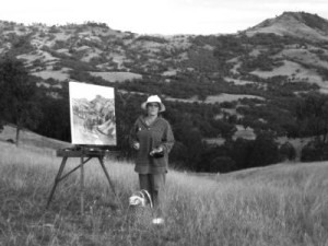 Painting the Hills