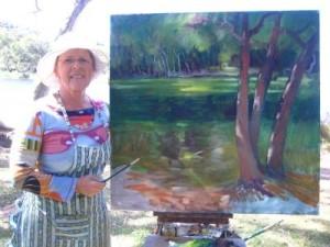 Painting Wetlands