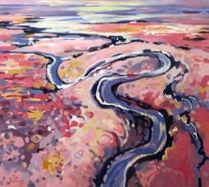 The Filling of Lake Eyre