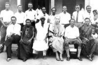 John as Honorary Head of Village in Nigeria.