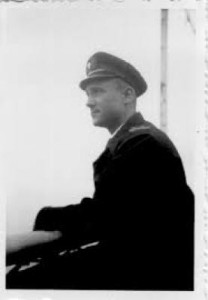 Captain Adriaan Willem KikJANUARY 1942