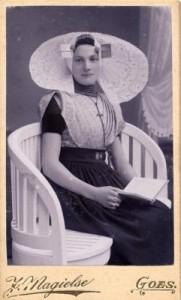Jacoba Mol, 1914