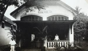 The family home named after Anton's mother in 1928.