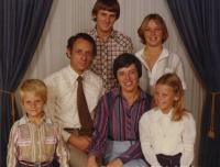 Family portrait, 1978
